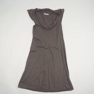 PRAIRIE UNDERGROUND Taupe Knit Dress